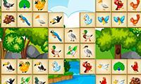 Birds Mahjong
