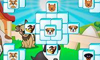 Mahjong Dogs 2