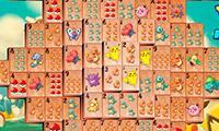 Pokemons Mahjong